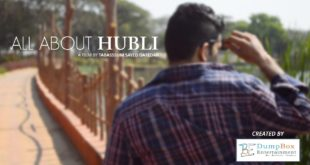'ALL ABOUT HUBLI' TO BE RELEASED TOMORROW