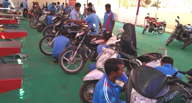 Photo of 3-DAY MEGA SERVICE CARNIVAL: GET YOUR HERO VEHICLE SERVICED IN JUST RS.99