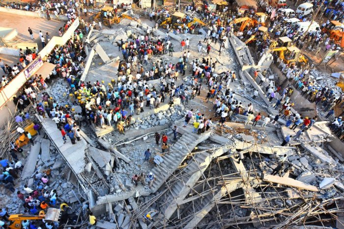 Photo of SHORT FILM ON DHARWAD BUILDING COLLAPSE TO COME UP SOON