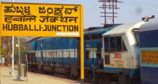 HUBBALLI-MUMBAI (LTT) TRAIN TO RUN ONLY UPTO PUNE