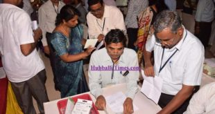 CONGRESS LEADS IN KUNDAGOL BY-POLLS