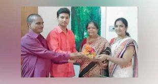 HUBBALLI'S PANIPURI SELLER SCORES BIG IN SSLC EXAM