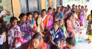 KUNDGOL ASSEMBLY BY-POLL RECORDS 82% VOTER TURNOUT