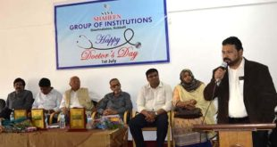 DOCTORS DAY OBSERVED AT SANA SHAHEEN EDUCATION CAMPUS