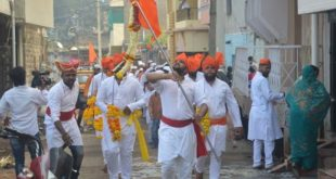 'DURGAMATHA DOUD' PROCESSION TOMORROW