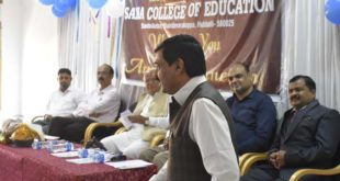 DEVELOP READING CULTURE TO ATTAIN SUCCESS: PROF. ABDUL KAREEM