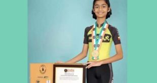 HUBBALLI GIRL TO ATTEMPT FOR A GUINNESS WORLD RECORD TOMORROW
