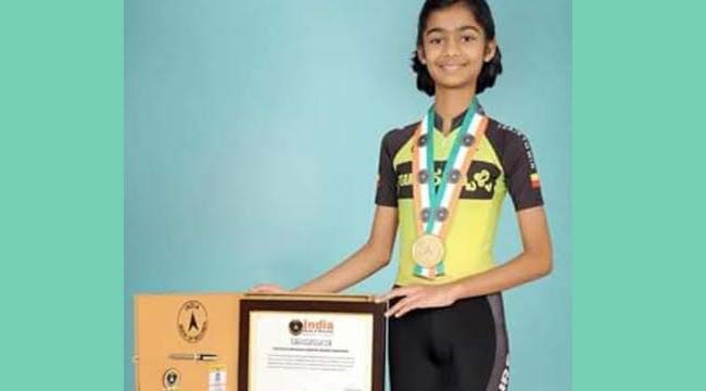 Photo of HUBBALLI GIRL TO ATTEMPT FOR A GUINNESS WORLD RECORD TOMORROW