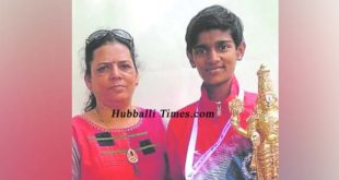 DHARWAD GIRL BAGS GOLD IN 600M RACE