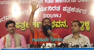 HINDU-MUSLIM SHOULD STAND UNITED FOR NATION'S GROWTH: BABA RAMDEV