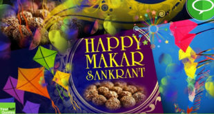 HAPPY MAKARSANKRANTI TO ALL