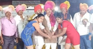 WRESTLING COMPETITION KUSTI HABBA BEGINS IN DHARWAD TODAY