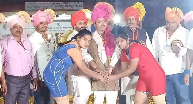 Photo of WRESTLING COMPETITION KUSTI HABBA BEGINS IN DHARWAD TODAY