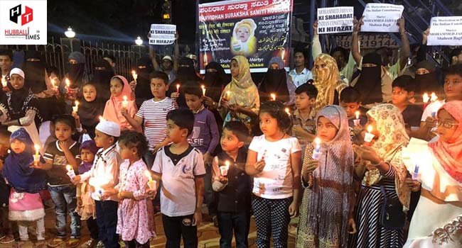 Photo of CHILDREN PAY TRIBUTE TO 4-MONTH-OLD BOY WHO LOST LIFT DURING PROTEST