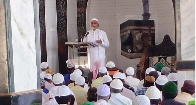 Photo of COVID-19 AWARENESS: JUMA SERMONS REPLACED WITH DOCTORS' TALKS IN HUBBALLI'S MOSQUES