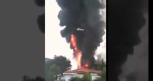 Fire at chips factory in Hubballi: Here is the reason
