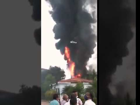 Photo of Fire at chips factory in Hubballi: Here is the reason