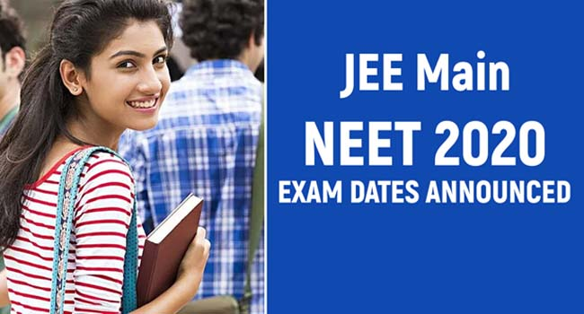 Photo of NEET, JEE Exams Postponed: Here's New Schedule